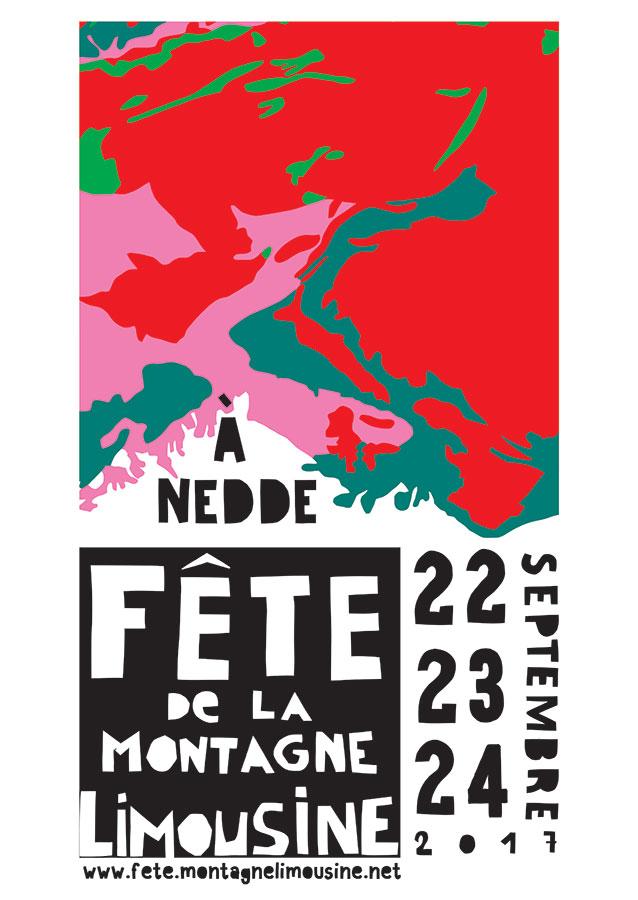22 – 24 septembre 2017 -Fête de la montagne limousine à Nedde