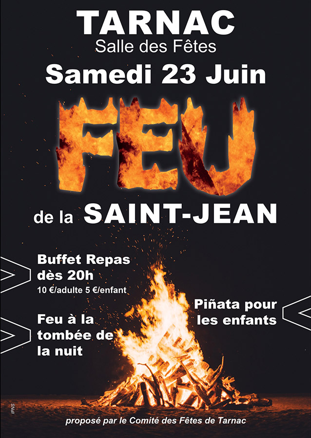 23 juin 2018 – TARNAC Feu de St-Jean